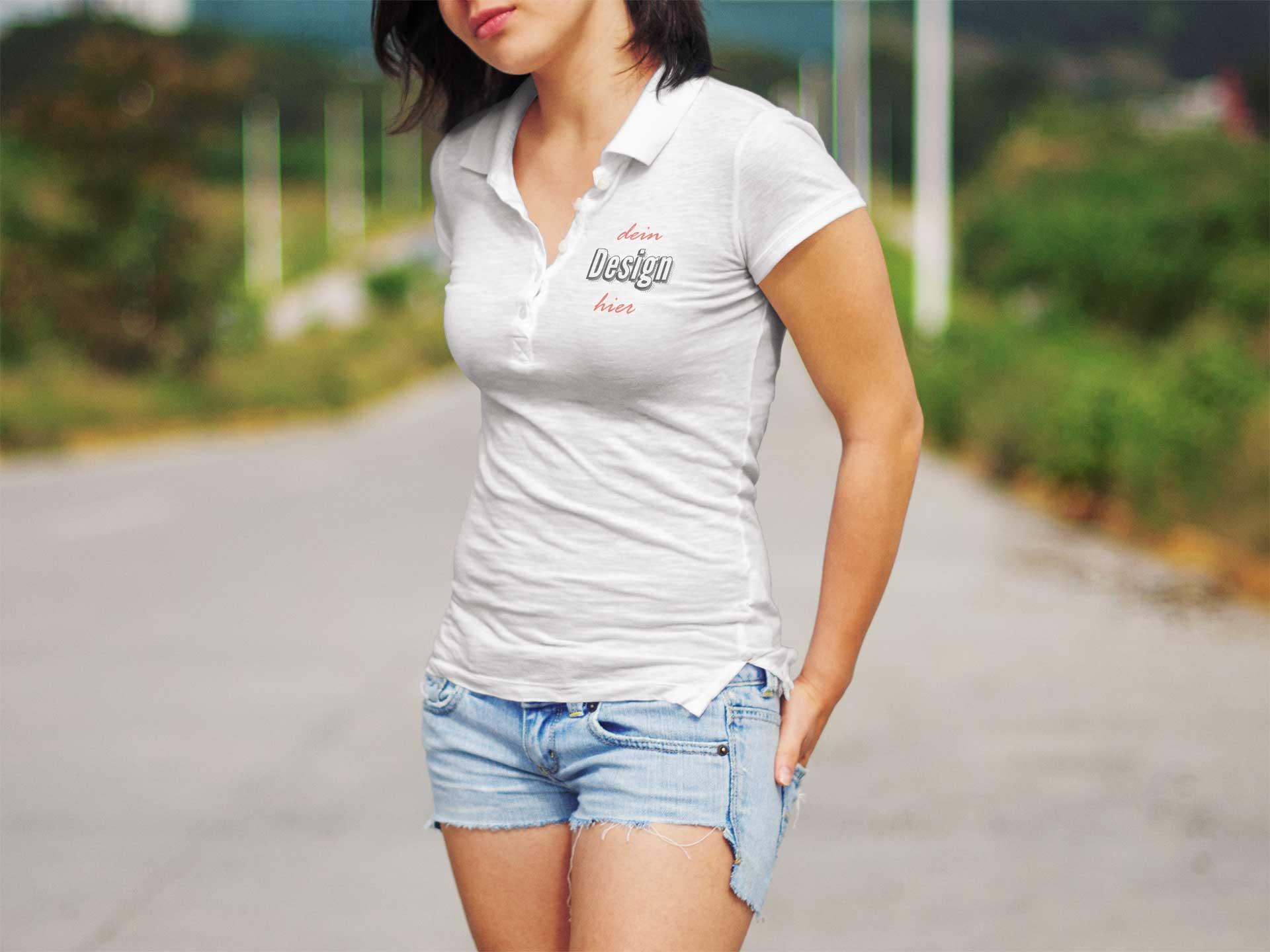 Poloshirt bedrucken Teefarm Schweiz