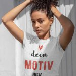 Frauen T-Shirts bedrucken TeeFarm Schweiz