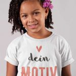 Mädchen T-Shirt bedrucken lassen - TeeFarm Schweiz
