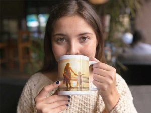 Fotogeschenk - Fototasse auf Teefarm selber gestalten