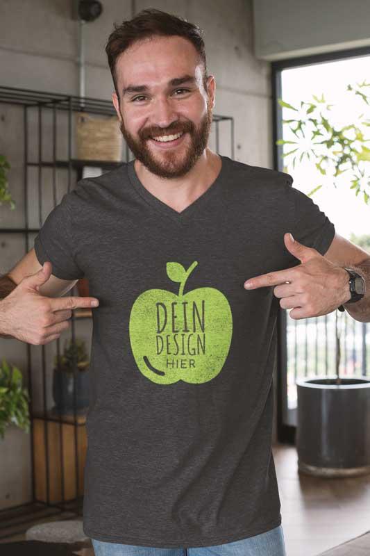 Bio T-Shirt bedrucken