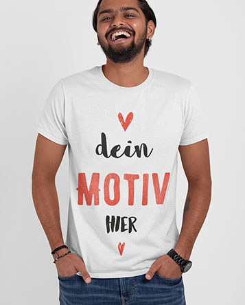 Männer T-Shirt bedrucken auf TeeFarm