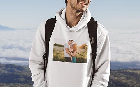 Fotogeschenke Pullover und Hoodies