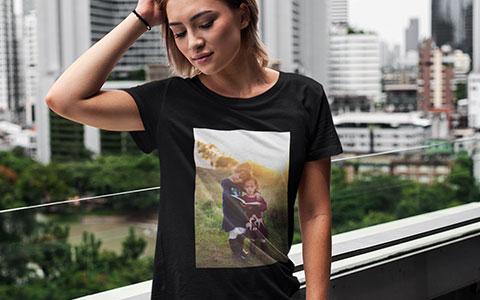 Fotogeschenke T-Shirt