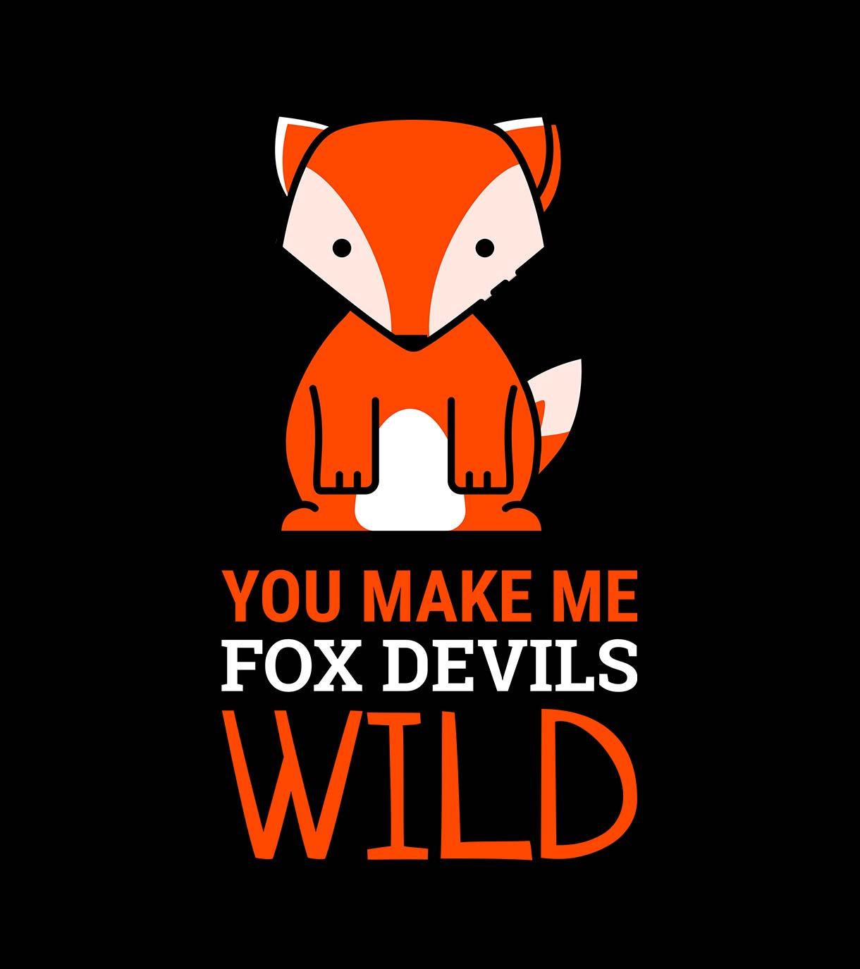 denglisch - fox devils wild