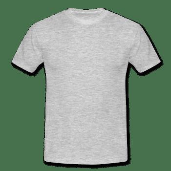 Männer T-Shirt zum selber bedrucken