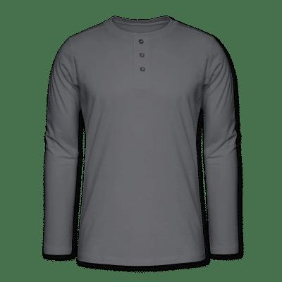 Henley Langarmshirt