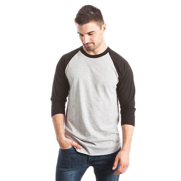 Baseball Shirt Langarm