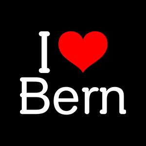Bern T-Shirt von TeeFarm