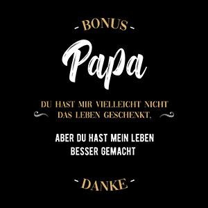 Bonus Papa - lustiger Spruch