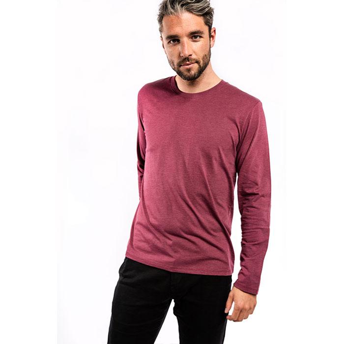 Langarm Männer T-Shirt