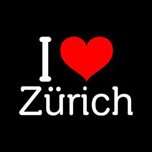 Zürich T-Shirt von TeeFarm