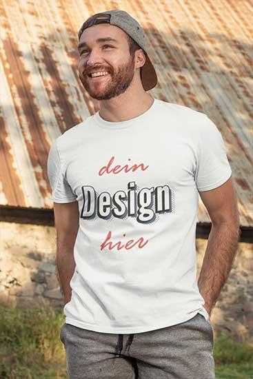 T-Shirt bedrucken mit TeeFarm